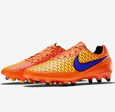 "New! Men Nike ""MAGISTA ORDEN FG"" Outdoor Soccer Futbol 651329-858 MLS Cleat 9.5"