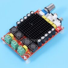 2x100W TDA7498 Class D Dual Channel Audio Stereo Digital Amplifier Board
