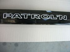 BONNET PROTECTOR SUIT PATROL PART  GU SERIES 1 ,2 OR 3 with PATROL'N LOGO