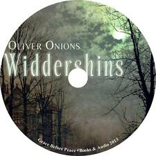 Widdershins Oliver Onions Horror Haunted Ghost Stories Audiobooks on 8 Audio CDs
