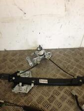 2008 SEAT LEON MANUAL TYPE PASSENGERS SIDE LEFT REAR WINDOW REGULATOR 1P0839461