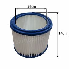 Washable Hepa Filter for Nilfisk Wap Alto Attix 8 12 19 Gallon  302000490 Vacuum