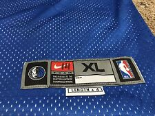 NIKE DALLAS MAVERICKS TEAM ISSUED PRACTICE JERSEY SIZE XL #14 REVERSIBLE NBA