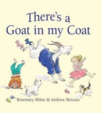 There's a Goat in My Coat-ExLibrary