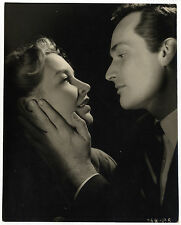 EVASION The Young Lovers ODILE VERSOIS David Knight ASQUITH Original Photo 1954