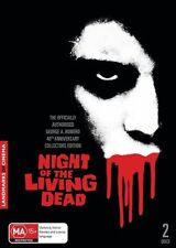 Night Of The Living Dead (DVD, 2009, 2-Disc Set) - Region 4