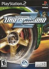 Need for Speed Underground 2 (Playstation 2) Pro Re-Conditioned Disc Only