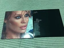 KYLIE MINOGUE - RED BLOODED WOMAN CD SINGLE 1 TRACK PROMO UK + INNER CARD SLEEVE