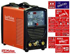 Digital D-TIG-160P Pulse WIG + E-Hand MMA Schweißgerät Inverter IGBT 160A 60%ED