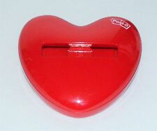 Post-it Pop-up Note Dispenser 3M Red Heart Shaped HD330 Comes With Refill !