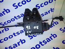 SAAB 9-3 93 Rear Boot Tail Lock Unit 2004 - 2010 12792806 Convertible CV Genuine
