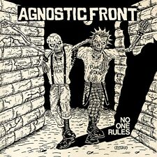 Agnostic Front - No One Rules LP plus booklet - Hardcore Punk - NEW COPY