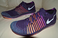 New Nike Womens Free Transform Flyknit  Run Running Shoes 833410-500 7.5