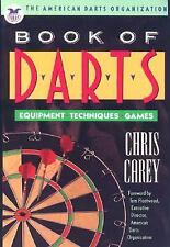 The American Darts Organization Book of Darts by Carey, Chris