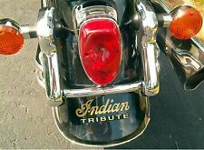 Kawasaki Drifter Indian TRIBUTE rear fender decal