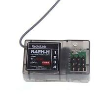2.4GHz 4CH R4EH-H Receiver High Voltage for Radiolink RC3S RC4G Transmitter