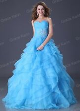 Quinceanera Dress Pageant Dress Prom Ball Bridal Gowns Wedding Dresses PLUS SIZE