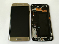Genuine Samsung Galaxy S6 Edge G925F LCD Touch Screen Display Digitizer Gold GB