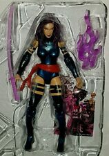 "Marvel Universe PSYLOCKE 3.75"" Action Figure with Comic Shot Series 4 #005"