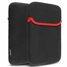 Black Soft Neoprene Sleeve Case Cover Pouch Bag For Apple iPad Air/4/3/2