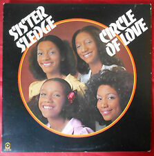 LP Sister Sledge Circle of Love US 1975 Atco SD 36-105 OIS
