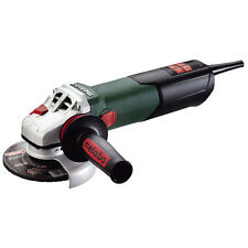 Metabo VARIABLE SPEED ANGLE GRINDER WEV15125 125mm 1550W Soft Start*German Brand