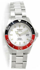 Invicta Men's 9404 Pro Diver SS Analog Display Automatic White Dial Watch