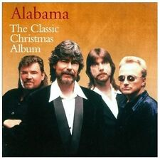 The  Classic Christmas Album * by Alabama (CD, Oct-2013, Sony Legacy)
