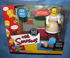 Simpsons WOS Elementary School Cafeteria w/DORIS  Enviroment Playset  2002 NEW