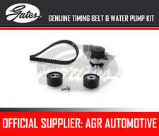 GATES TIMING BELT WATER PUMP KIT FOR PEUGEOT 406 BREAK 2.0 HDI 110 109 1999-04