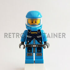 LEGO Minifigures - 1x ac006 - Alien Defense Unit Soldier - Space Omino Minifig