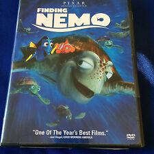 FINDING NEMO - Disney Pixar Collector's Edition (DVD, 2003, 2-Disc Set)