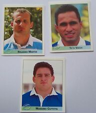 3 IMAGES NEUVES MERLIN WORLD CUP RUGBY 1995