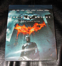 The Dark Knight 2-Blu-ray Disc Steelbook mit Heath Ledger