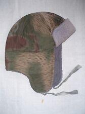 WW2 Original German winter camo hat. RARE!