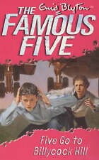 Five Go to Billycock Hill by Enid Blyton (Paperback, 2001)