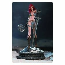 Women of Dynamite Red Sonja Statue By Dynamite Entertainment