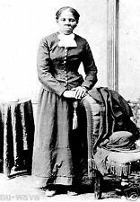 1870 African American Harriet Tubman-Civil War Underground Railroad