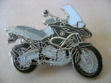 BMW R1200GS Adventure Model 2013 and newer Black Hat Pin Lapel Pin Vest Pin