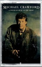 MICHAEL CRAWFORD / A TOUCH OF MUSIC IN THE NIGHT ** Sealed Cassette (1993)