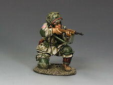 King and Country ww2 inginocchiata che mira a carabina 82nd PARA D giorno dd214