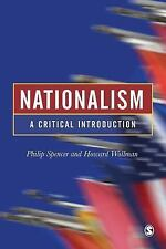 Nationalism: A Critical Introduction, Wollman, Howard, Spencer, Philip, Acceptab