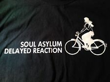 MEN'S VINTAGE SOUL ASYLUM T SHIRT LARGE DELAYED REACTION