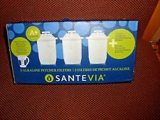 SANTEVIA-WATER-SYSTEMS-ALKALINE-WATER-PITCHER-FILTERS-3-PACK