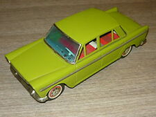 DAIYA FIAT 1800 BERLINA MADE JAPAN MODEL CAR AUTOMODELLO BANDAI DAIYA TIN TOY