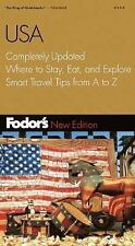 Fodor's USA, 27th Edition: Completely Updated, Where to Stay, Eat, and Explore,