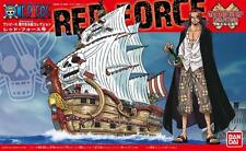 One Piece Anime Grand Ship Collection Red Force Ship Model Kit!
