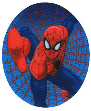 SPIDERMAN  Spiderweb  Flicken Aufnäher Aufbügler Iron On Patch Applikation #9248