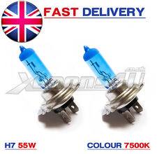 H7 55W XENON MAIN HEADLIGHT BULBS VW GOLF MK4 4 IV MK5 5 V TDI SDI GTI TSI TFSI