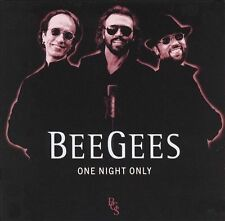 One Night Only by Bee Gees (CD, Nov-1999, PolyGram)